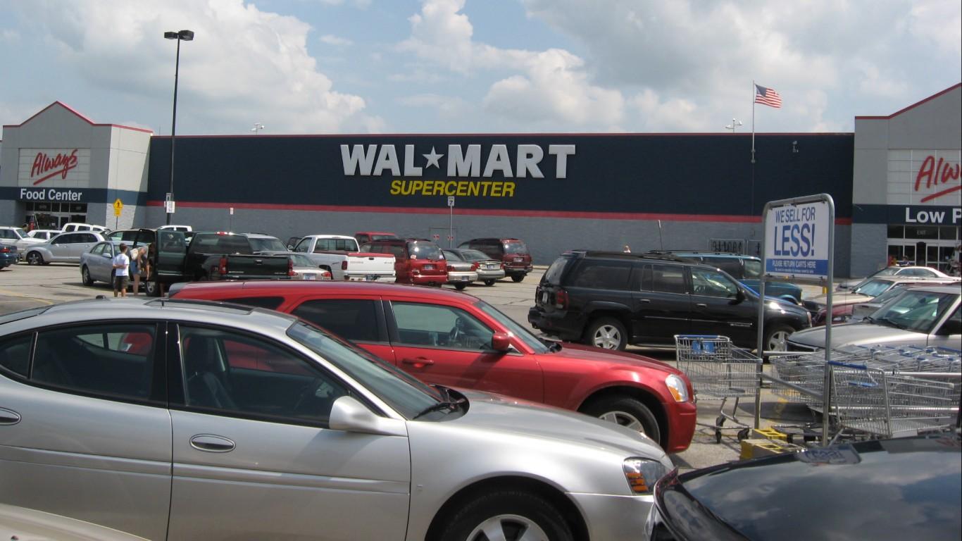 Super Walmart by Jimmy Jim Jim Shabadoo