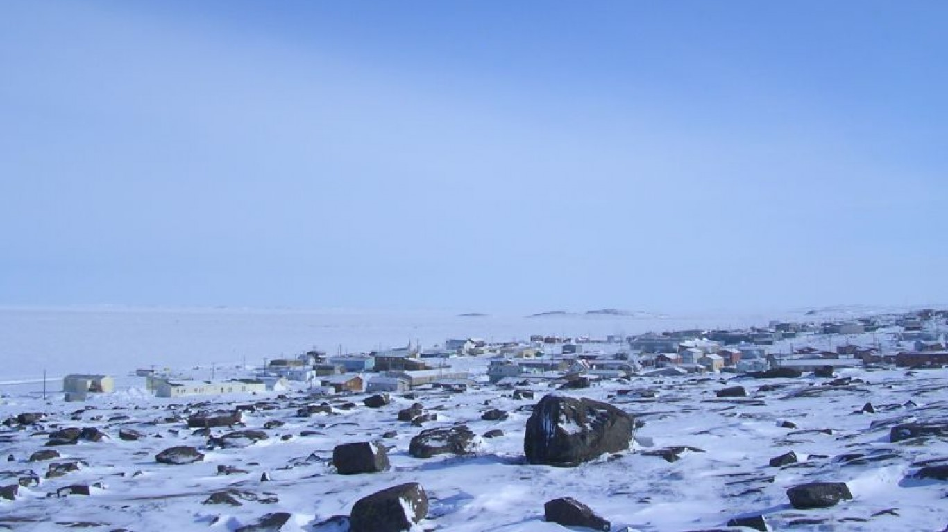 Kugluktuk, Nunavut, Canada by Northern Pix