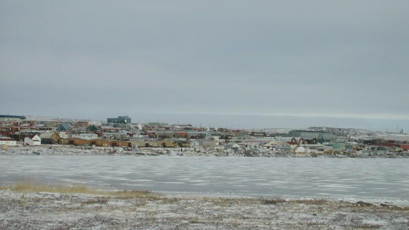 Baker Lake, Nunavut, Canada by Northern Pix