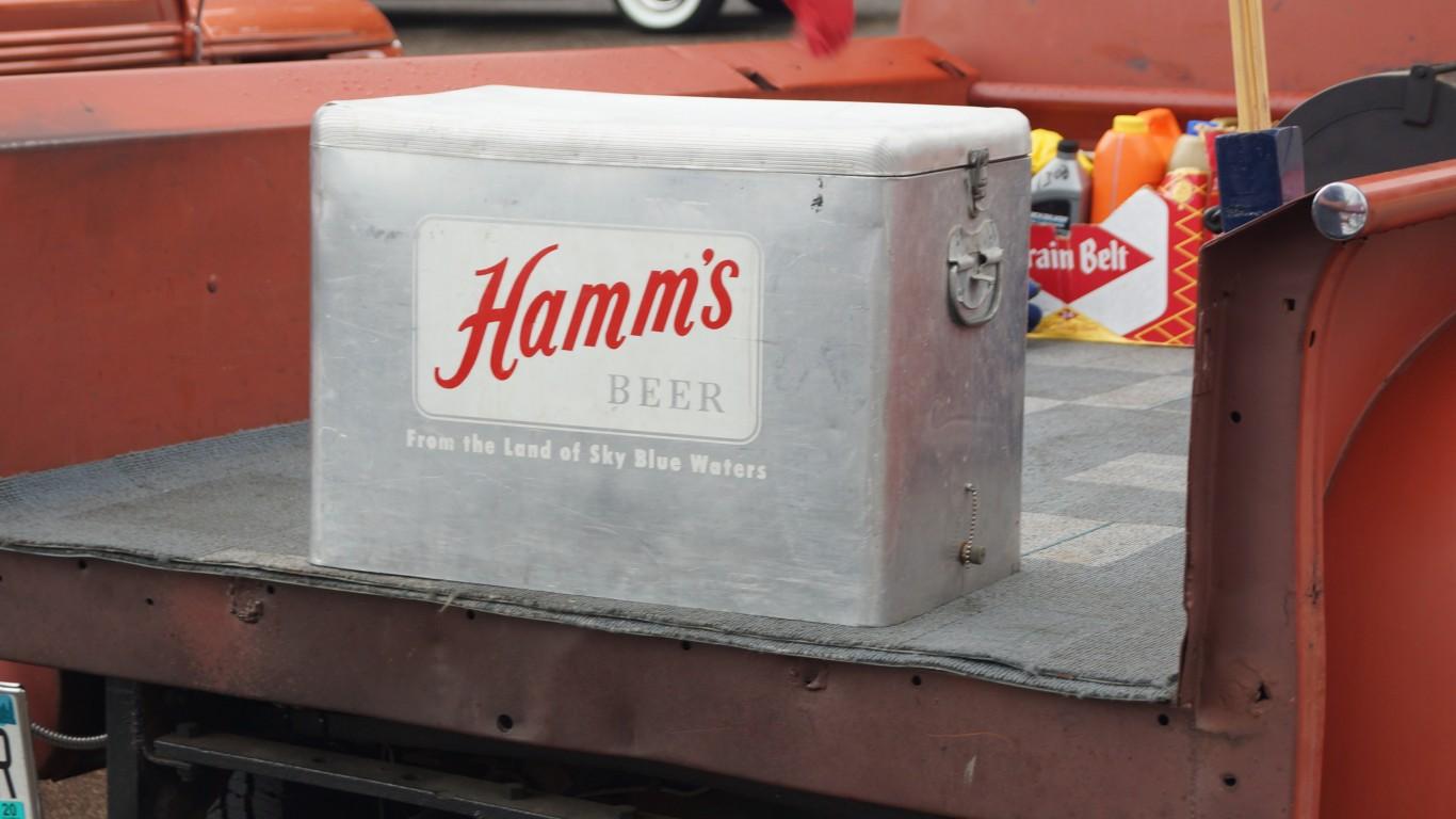 Hamm's Beer by Greg Gjerdingen