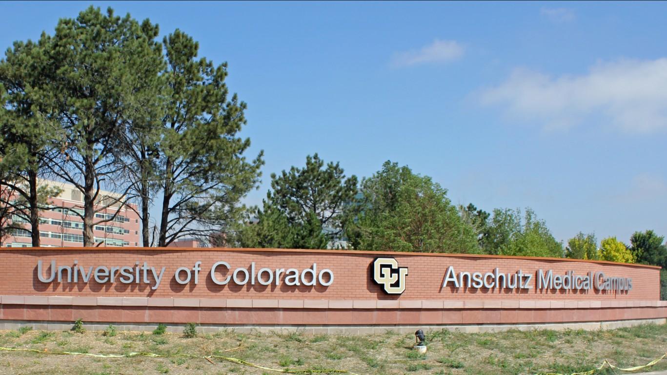 University of Colorado, Anschu... by Jeffrey Beall