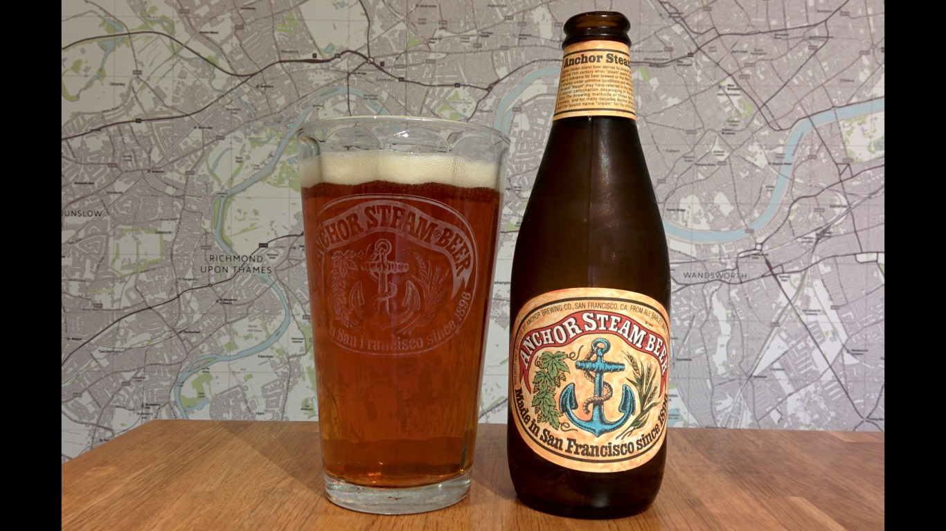 Anchor Steam Beer by James Cridland