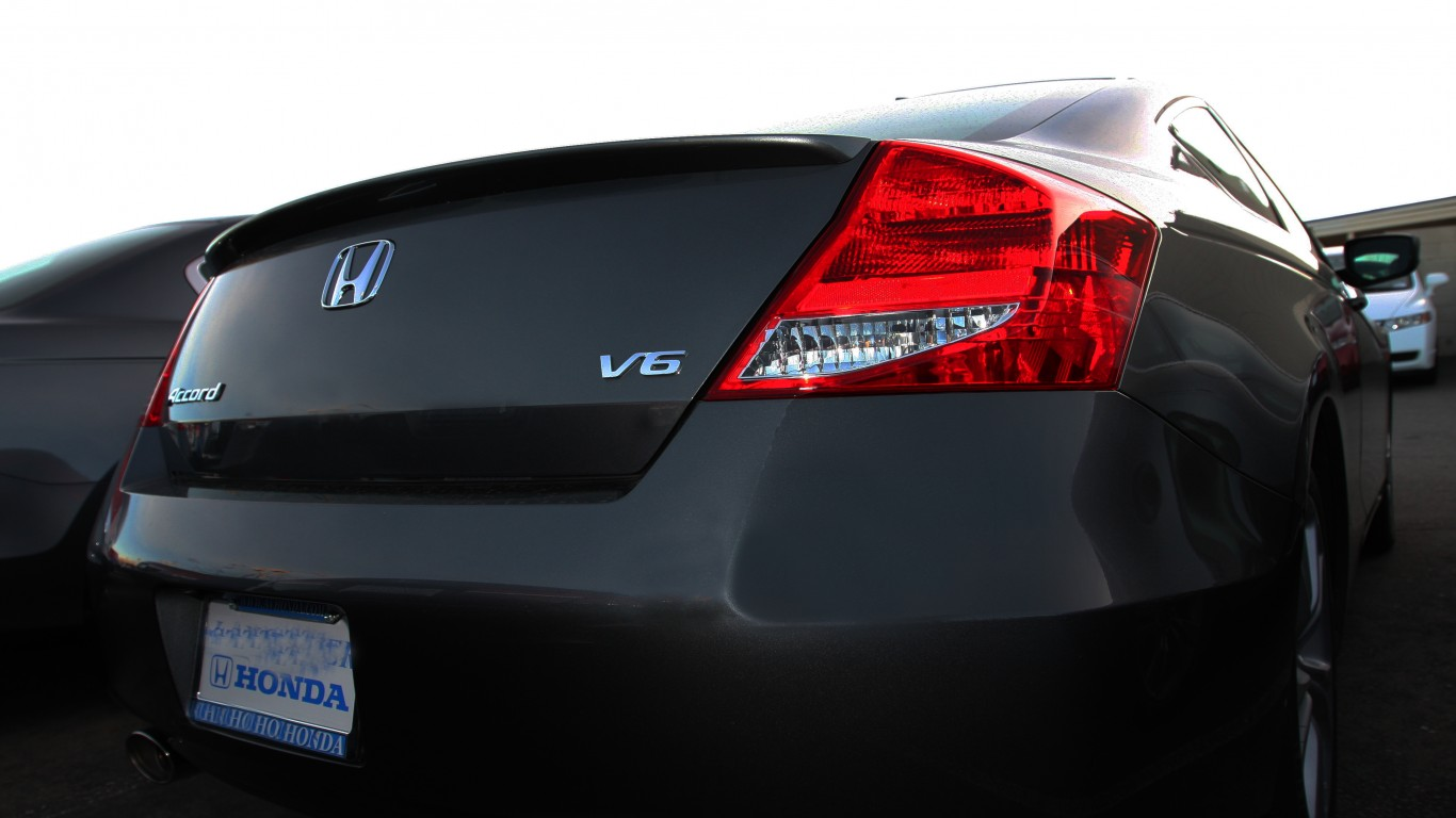 2011 Honda Accord Coupe by Rennett Stowe