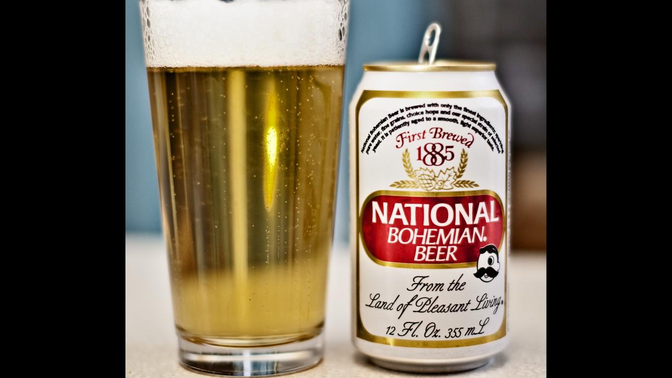 National Bohemian - Natty Boh by edwin