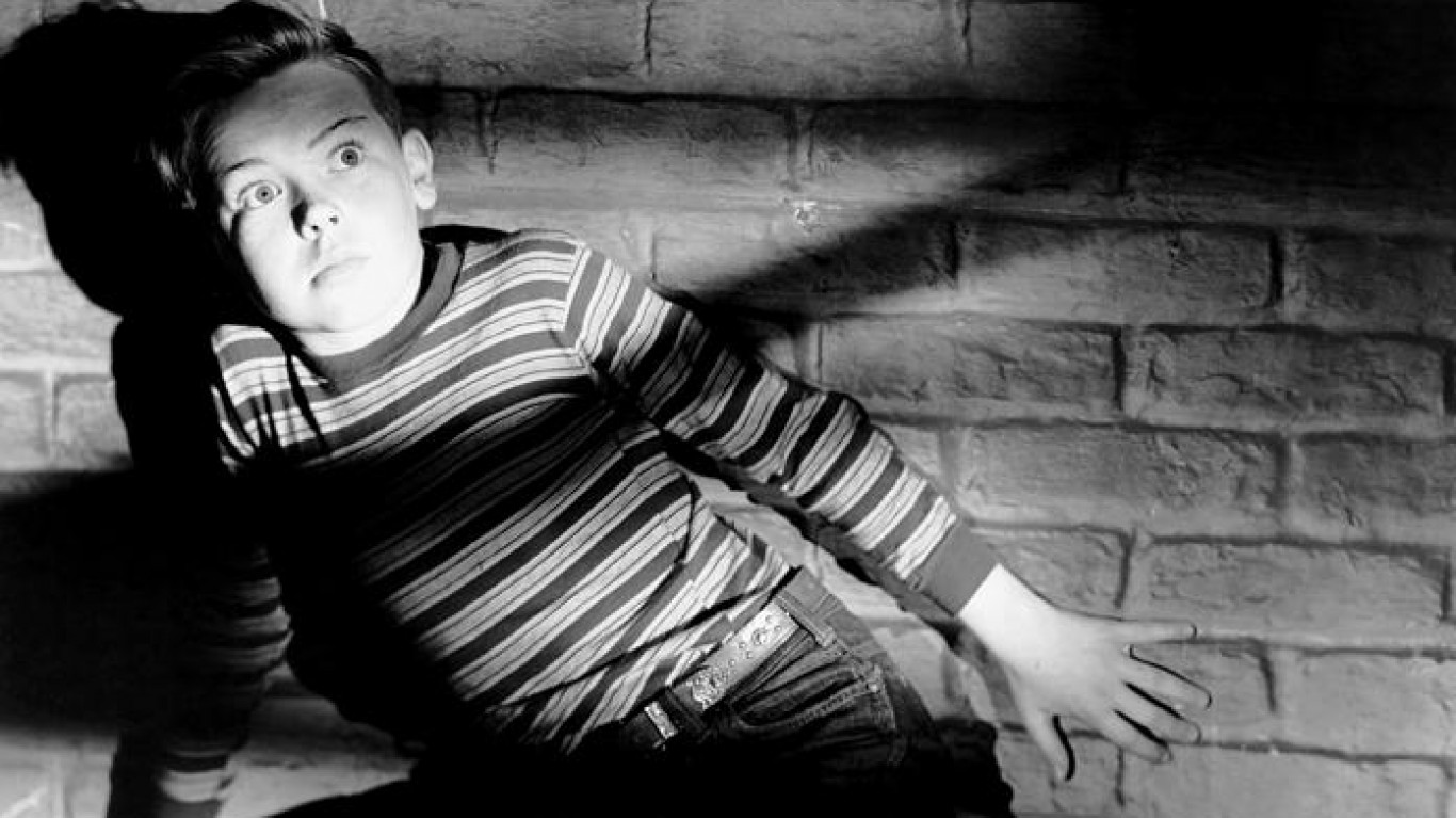 Bobby Driscoll by Film Star Vintage