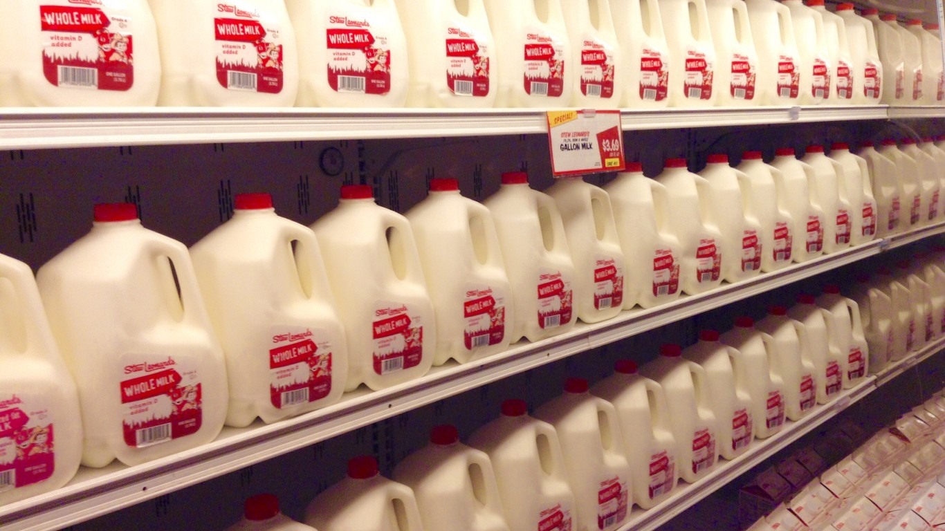 Milk by Mike Mozart