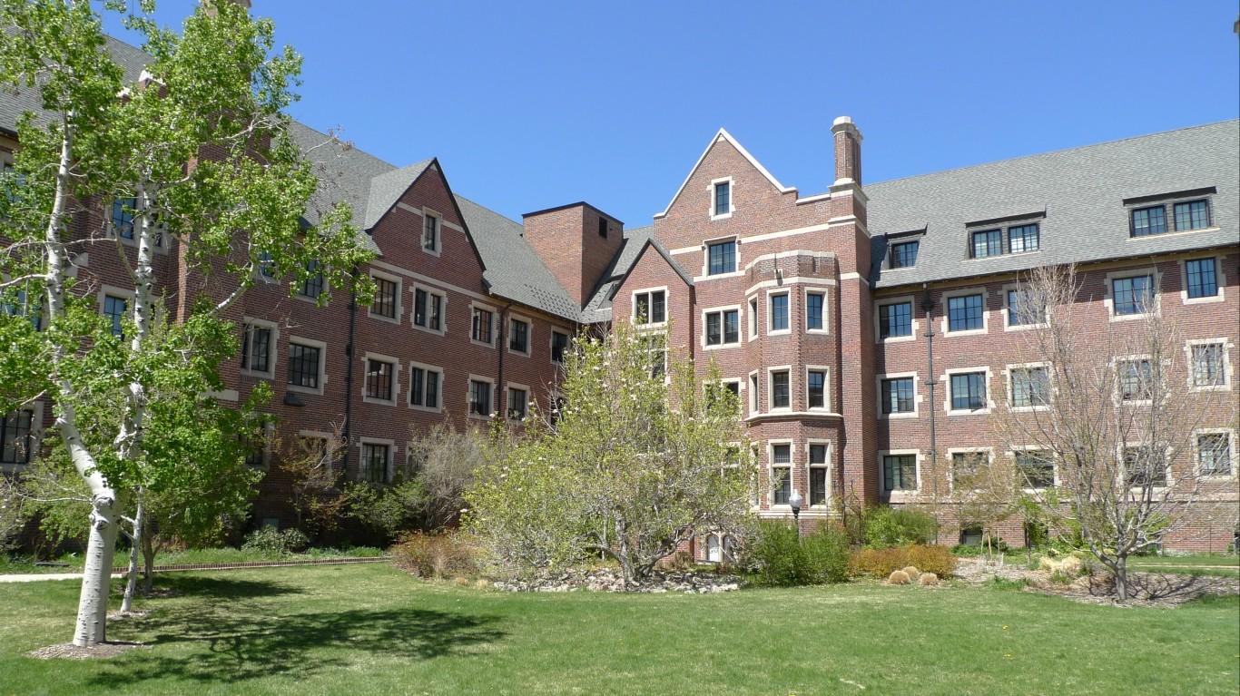Regis University - Denver Colo... by Tom Byrne