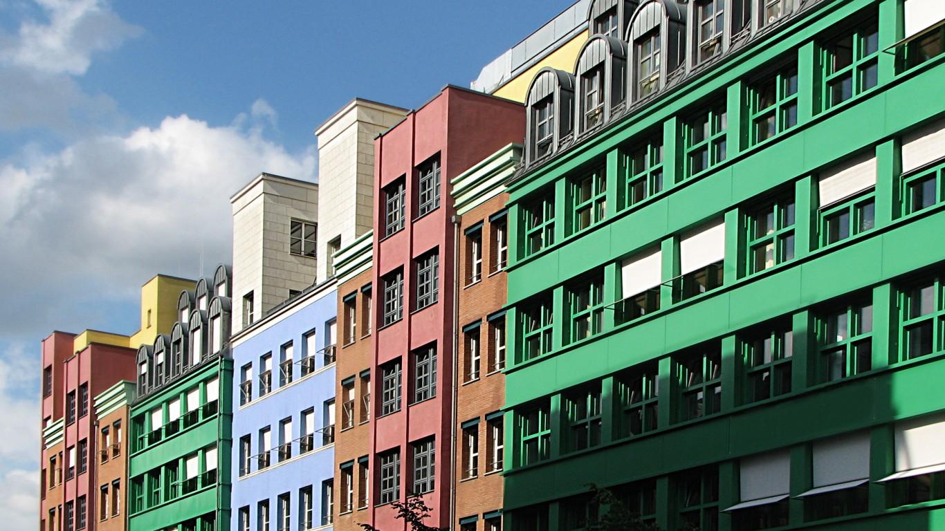 Berlin by VV Nincic