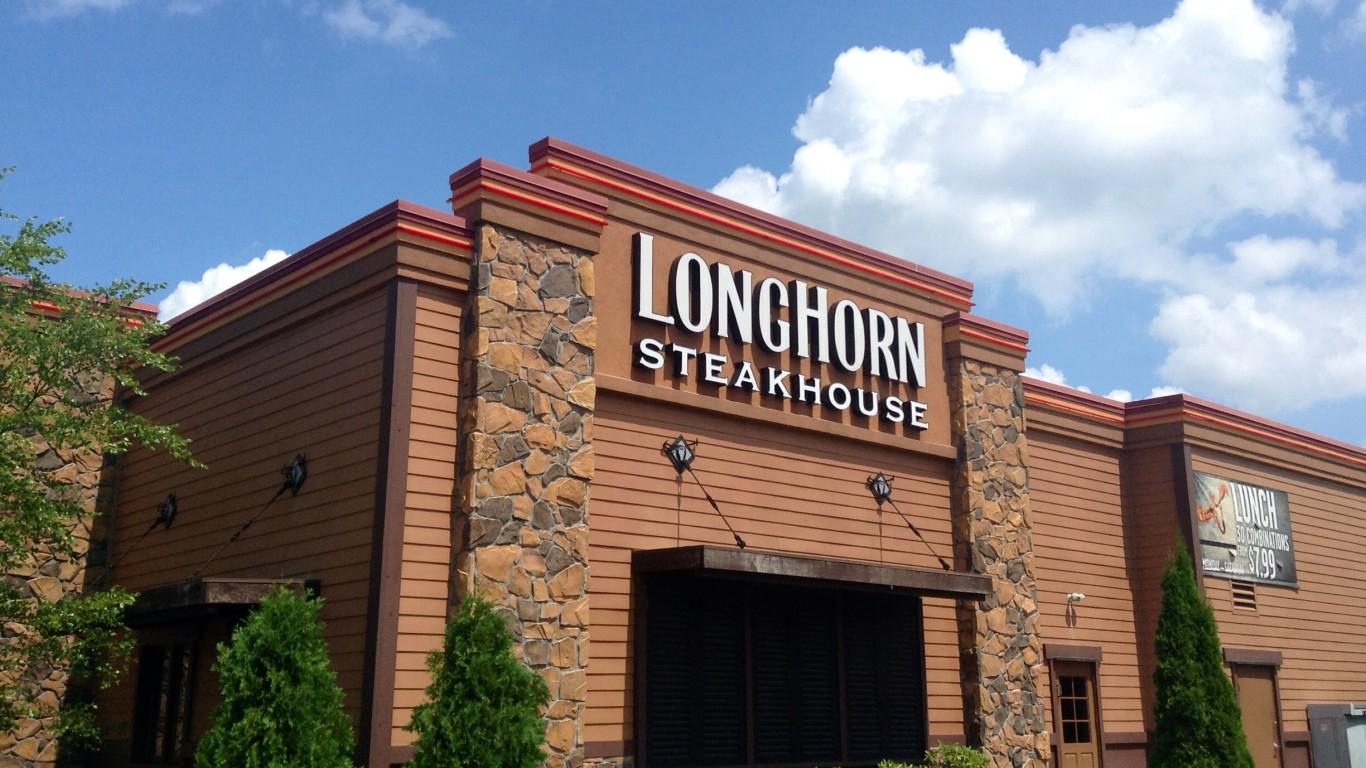 Longhorn Steakhouse by Mike Mozart