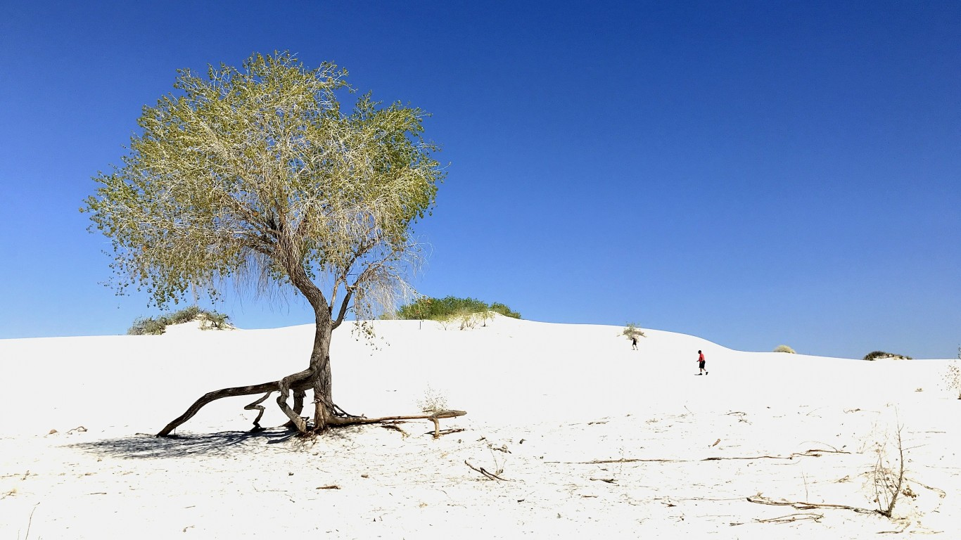 White Sands by Jeff Vincent