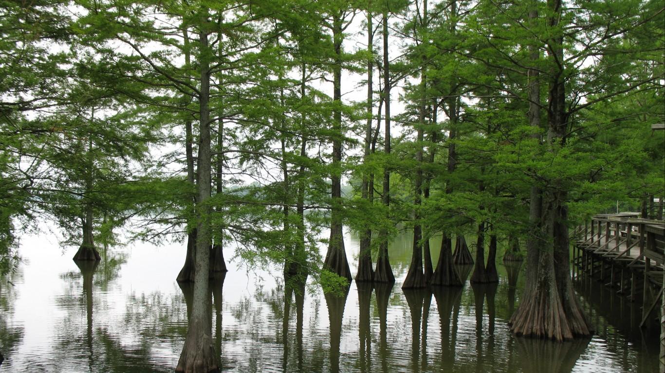 Lake Providence by NatalieMaynor