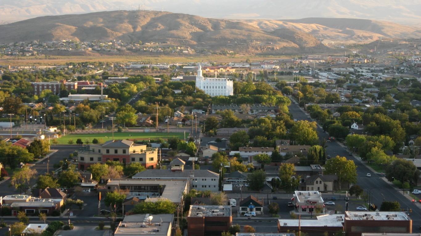 St. George, Utah (3) by Ken Lund