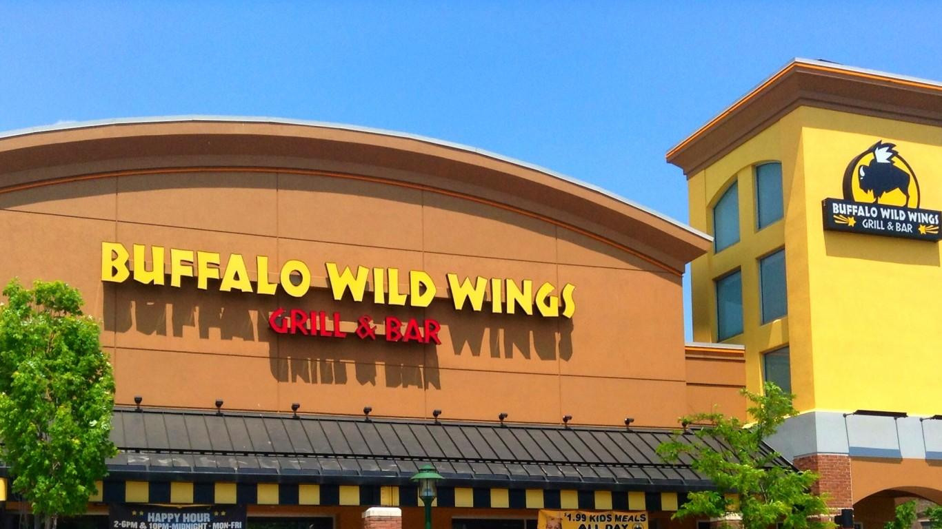 """""""Buffalo Wild Wings"""" by Mike Mozart"""