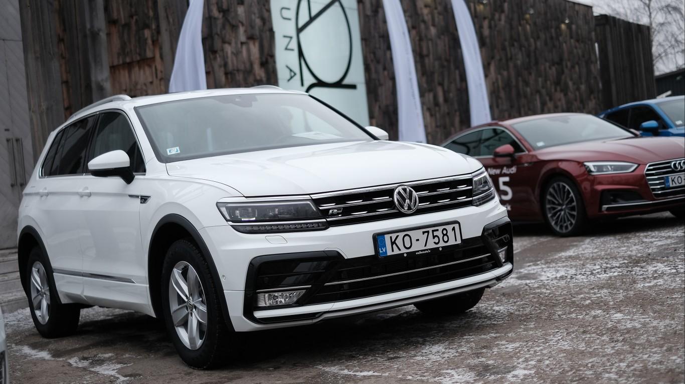 Volkswagen Tiguan by Kārlis Dambrāns