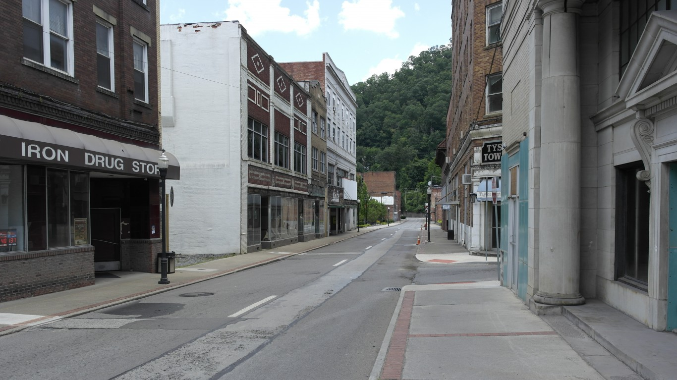 Welch, West Virginia by Aaron F. Stone