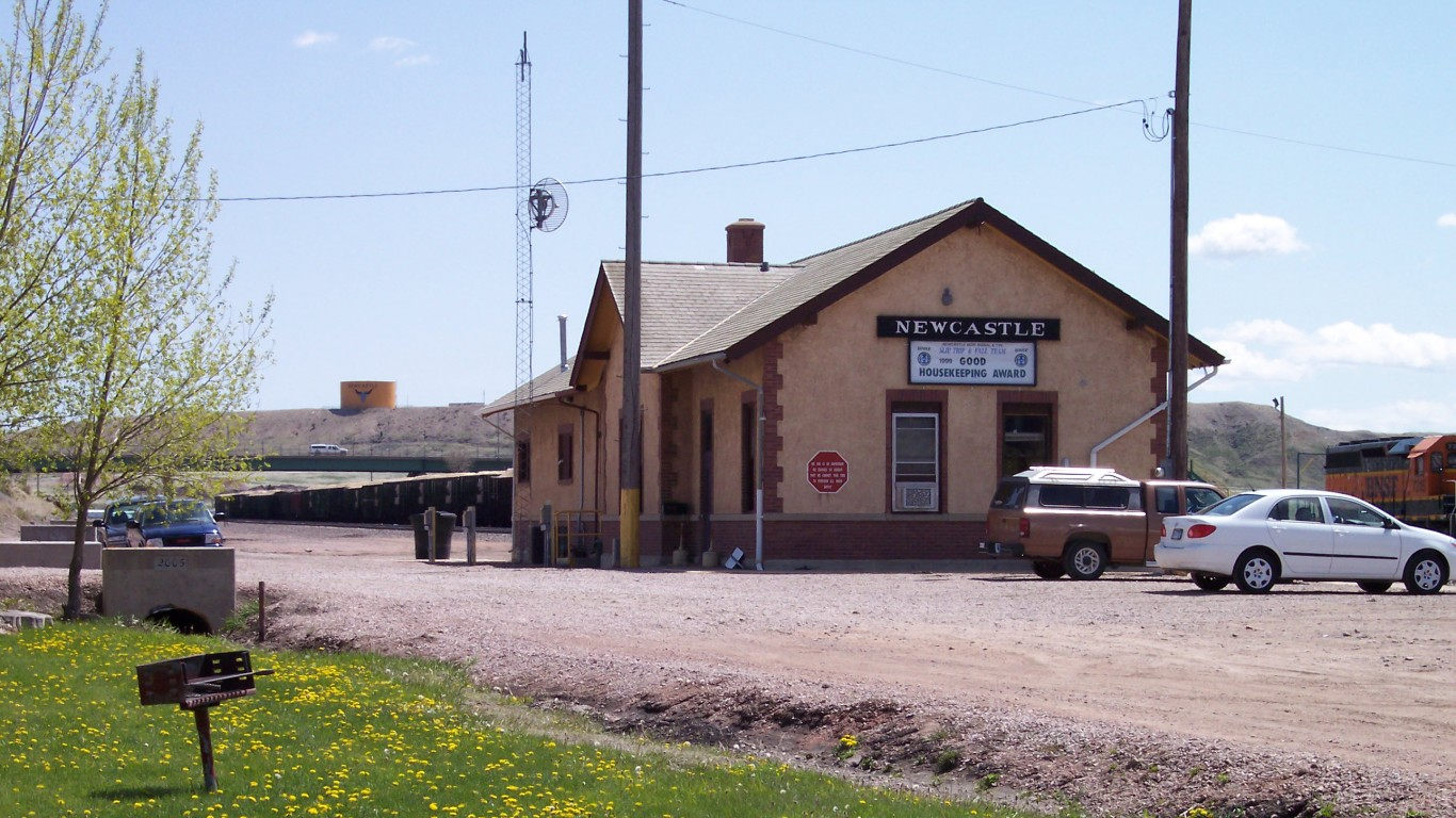 Newcastle's Historic Train Dep... by KASL Radio