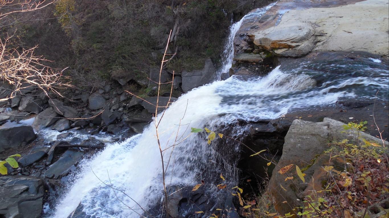 Brandywine Falls - Cuyahoga Va... by Doug Kerr