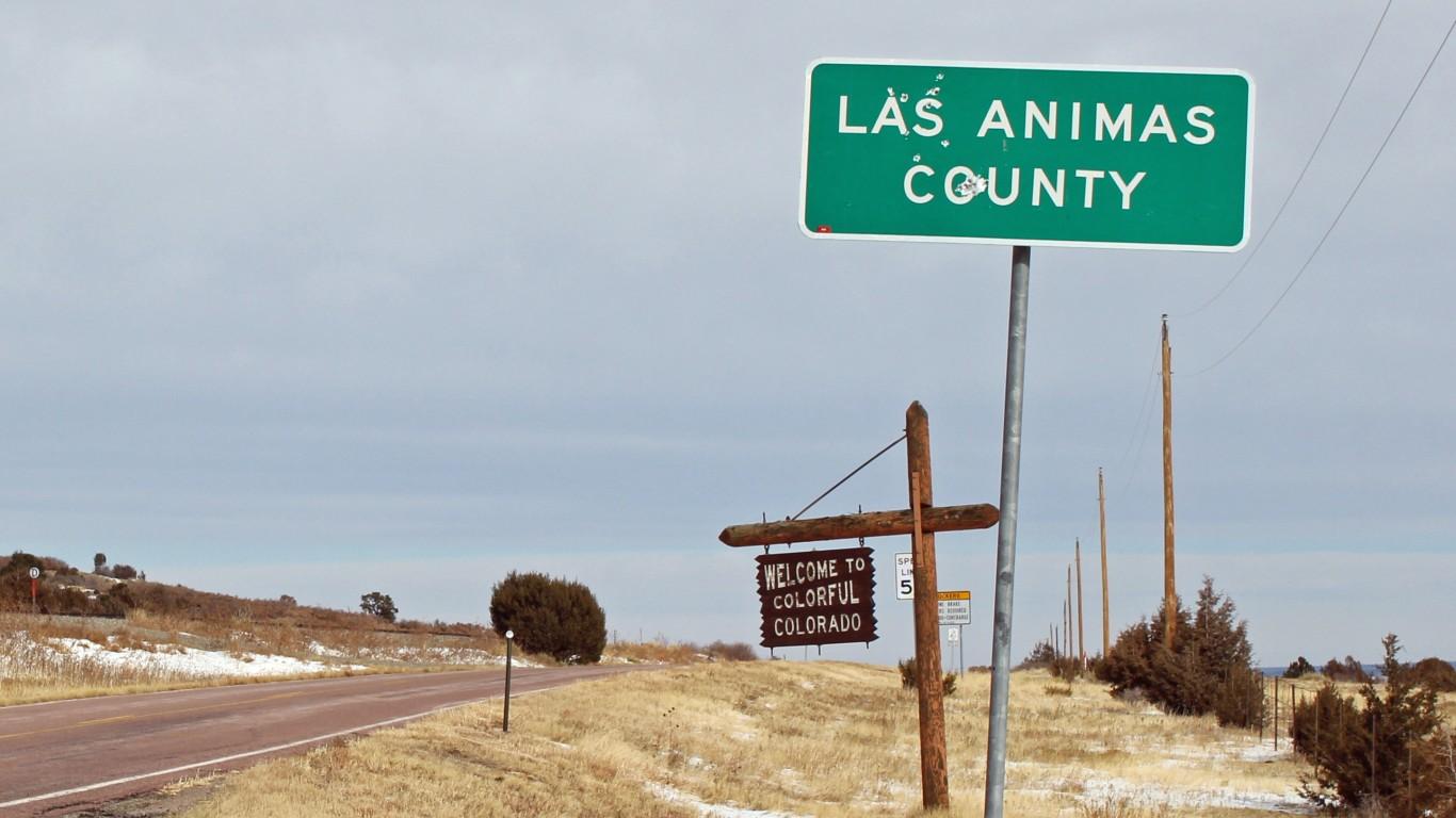 Las Animas County, Colorado. by Jeffrey Beall