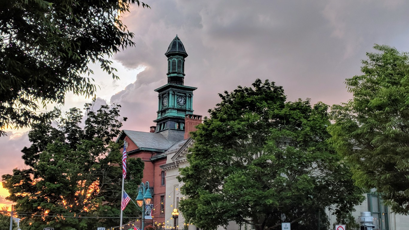Willimantic, Connecticut by JJBers
