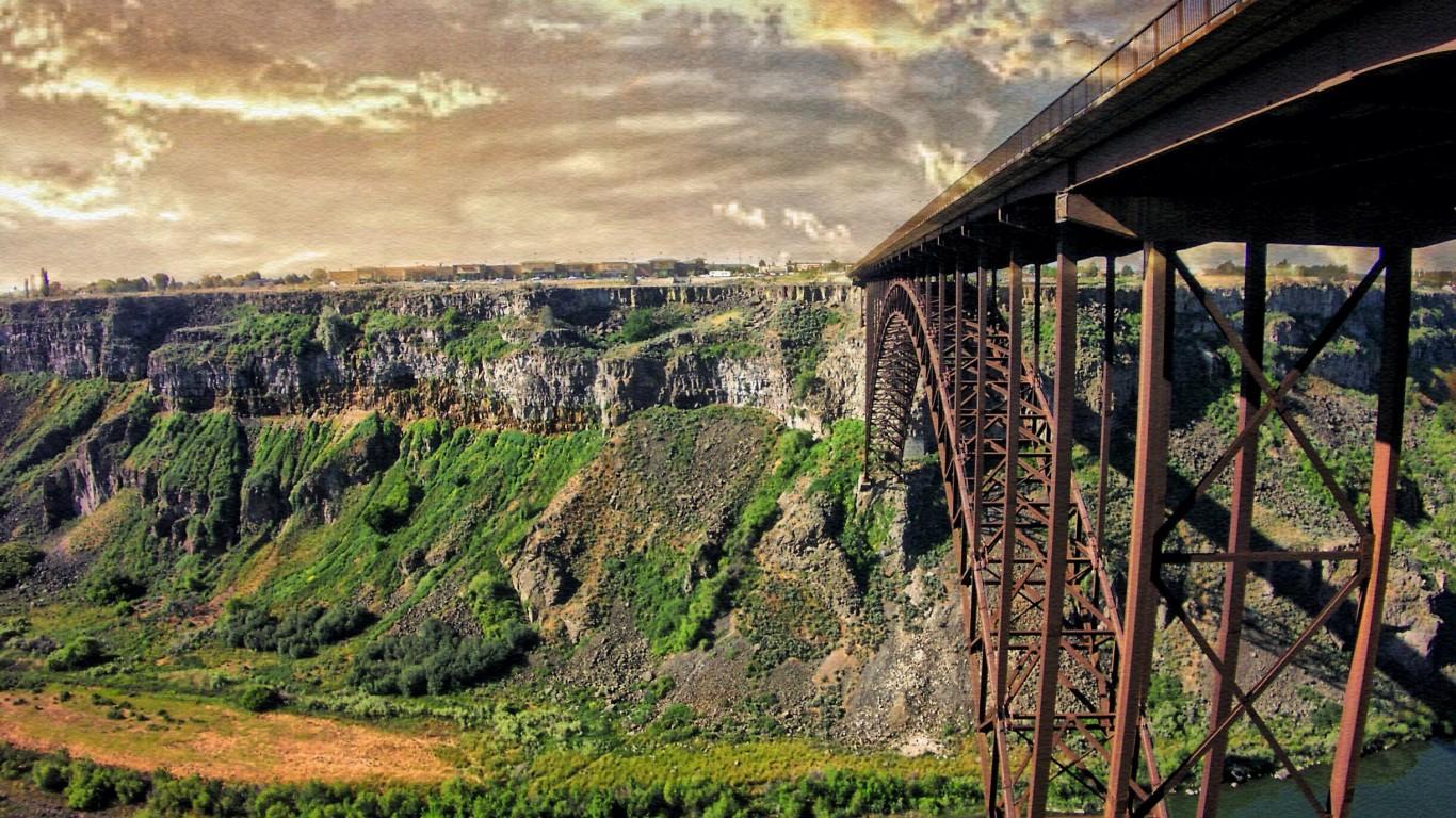 Perrine Memorial Bridge ~ High... by Onasill ~ Bill