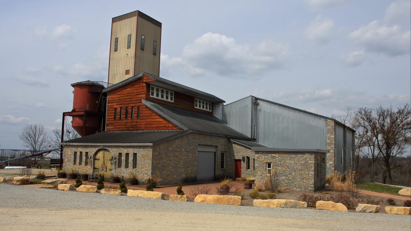 Willett Distillery - Bardstown... by TravelingOtter