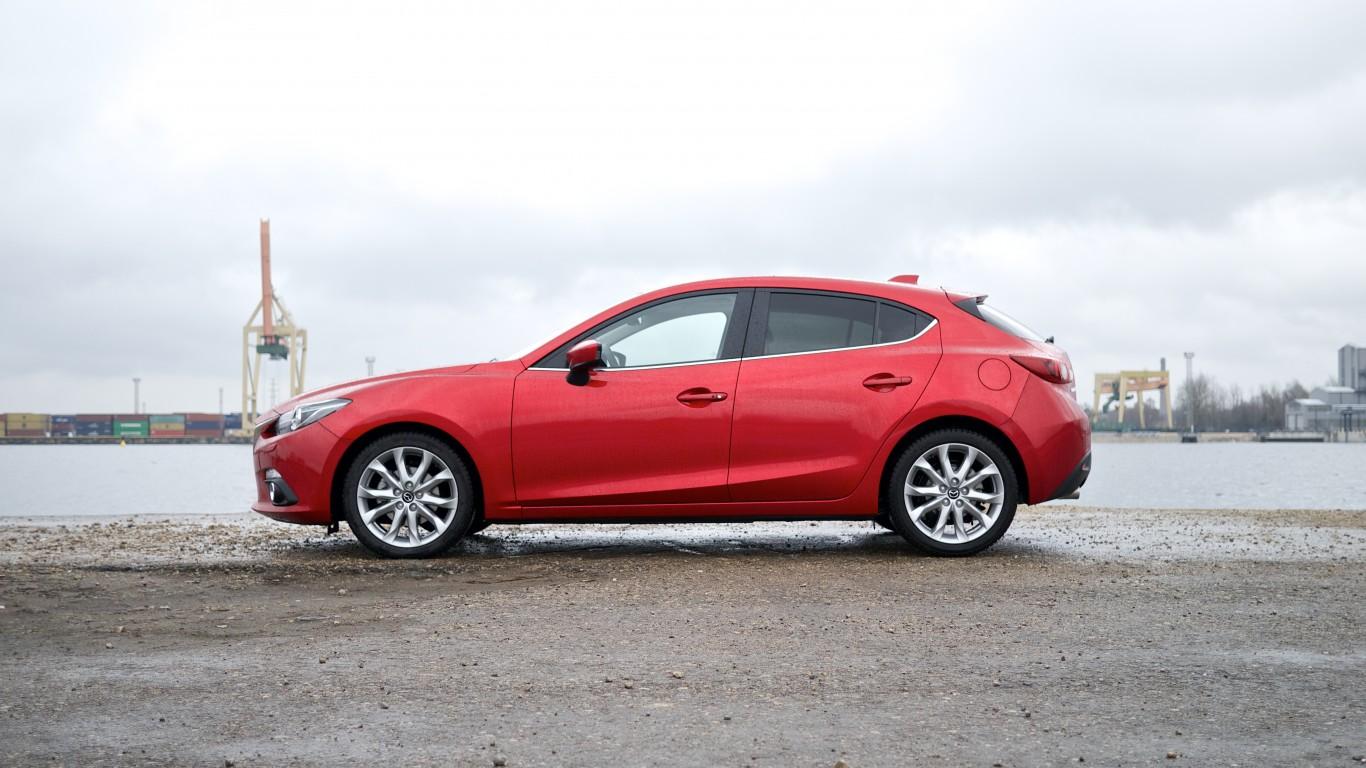 Mazda Mazda3 2014 by Kārlis Dambrāns