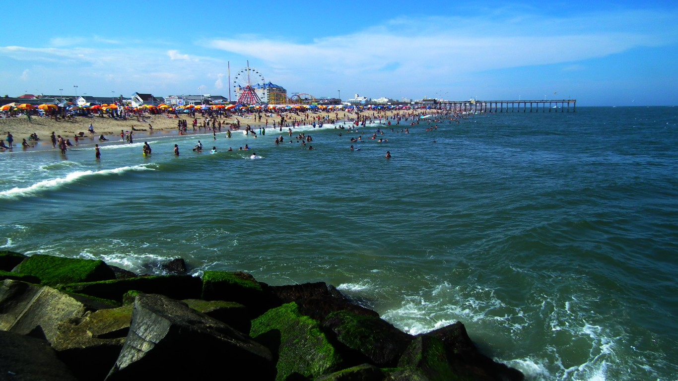 Ocean City Maryland 2012 by S Pakhrin