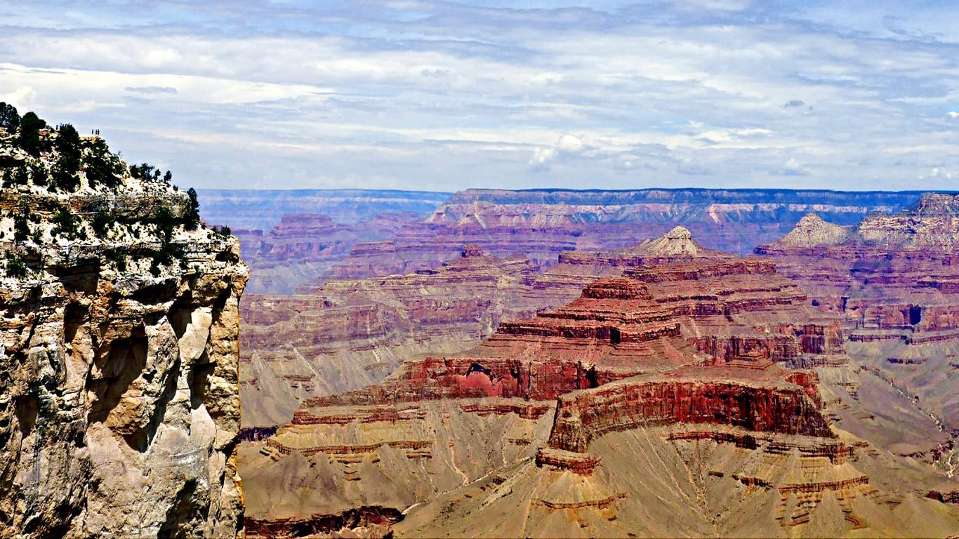Grand Canyon, Arizona, USA by Pom'