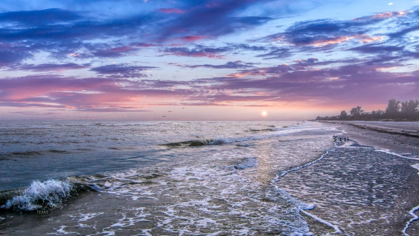 Sanibel Island Florida by G Yancy