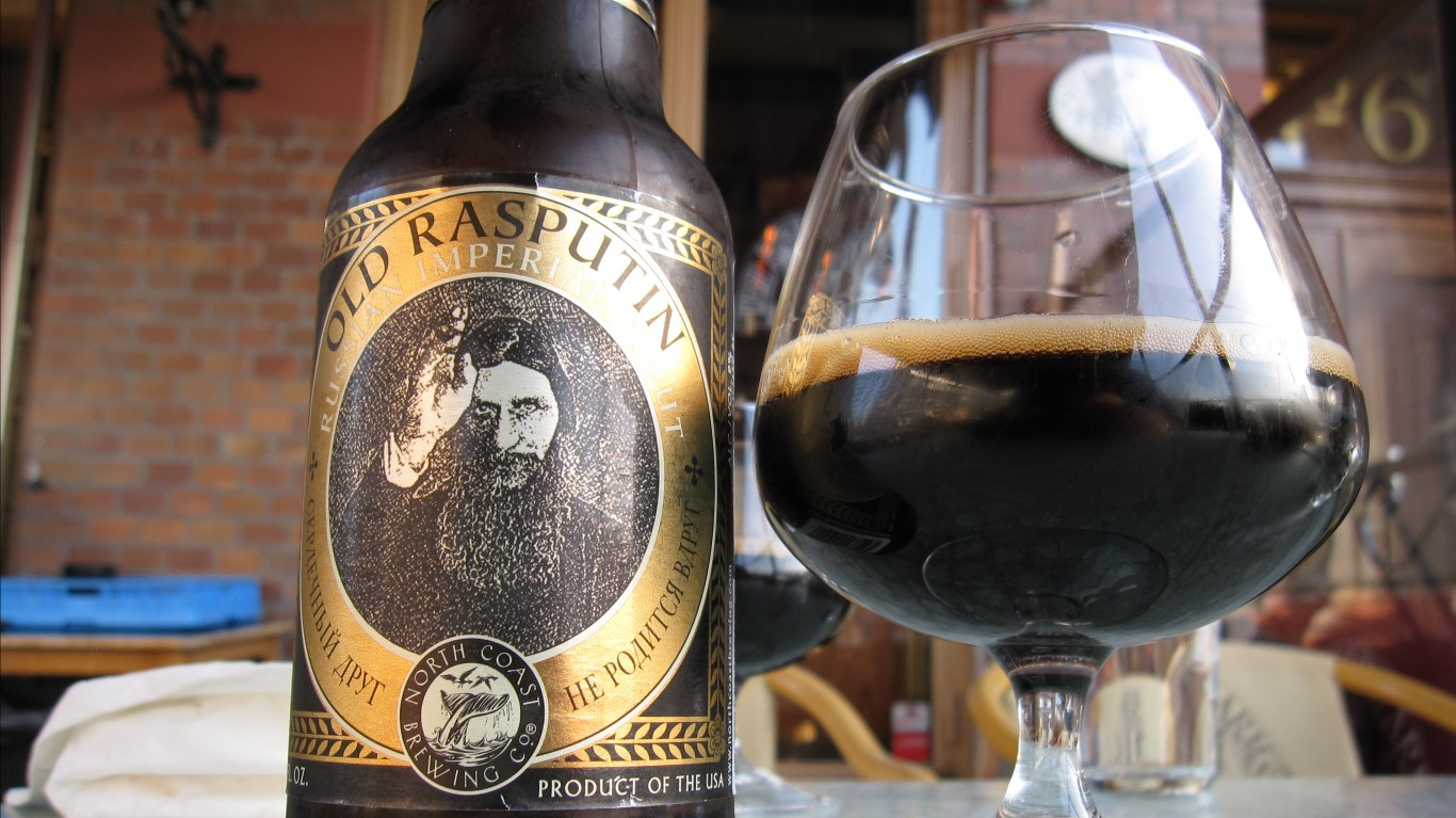 North Coast Old Rasputin by Bernt Rostad