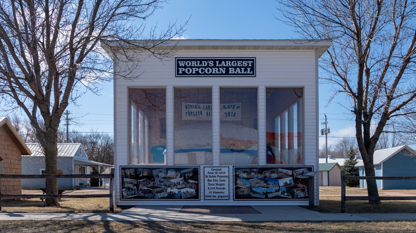 World's Largest Popcorn Ball i... by Lorie Shaull