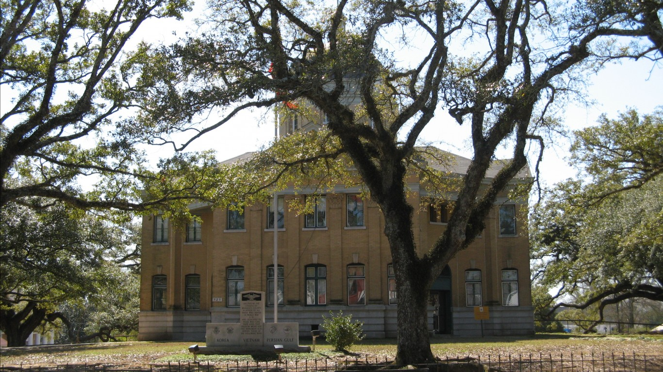 Wilkinson County Courthouse by NatalieMaynor