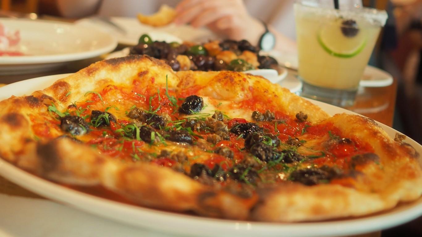 Mozza Pizzeria by Jonathan Lin