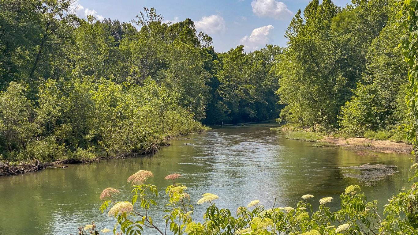 Waynesville Missouri - Ozarks by Richard Ricciardi