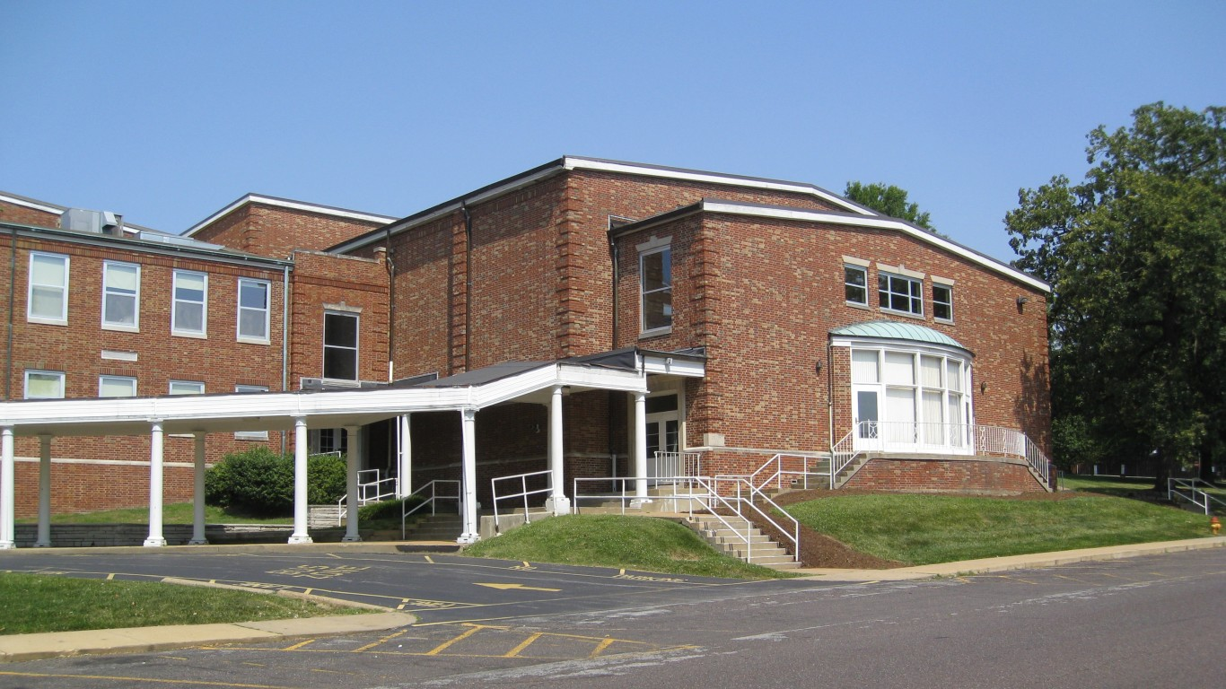 Brentwood High School by Chris Yunker
