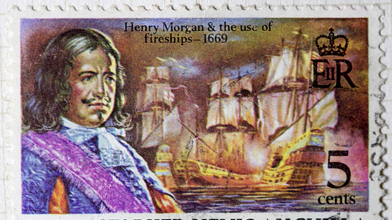 5 Henry Morgan by Mark Morgan