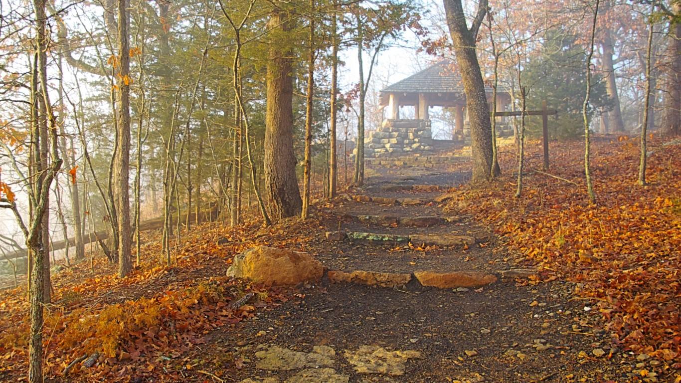 Arkansas by GPA Photo Archive