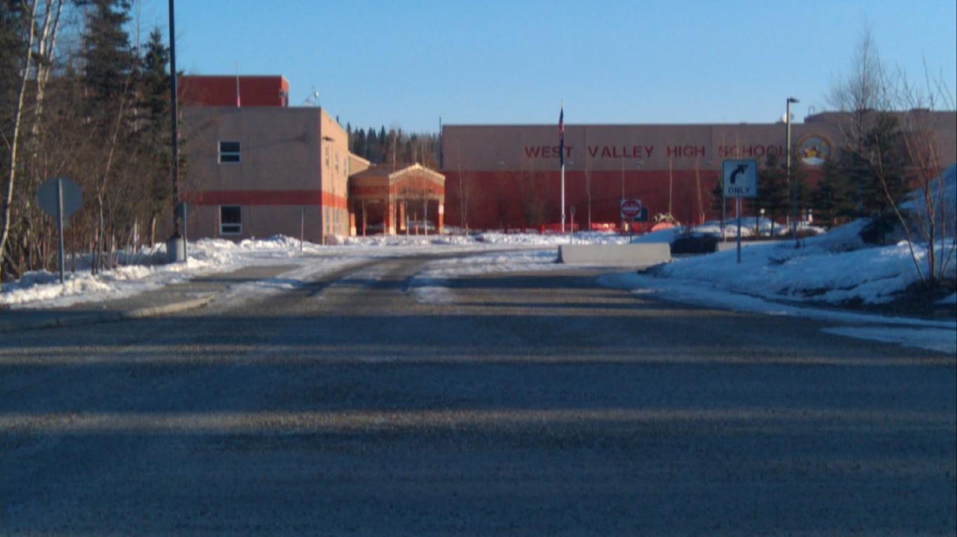 West Valley High School by RadioKAOS99709