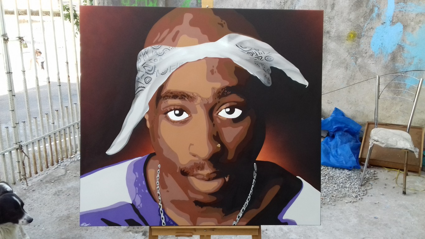 2 PAC by mr. FRED