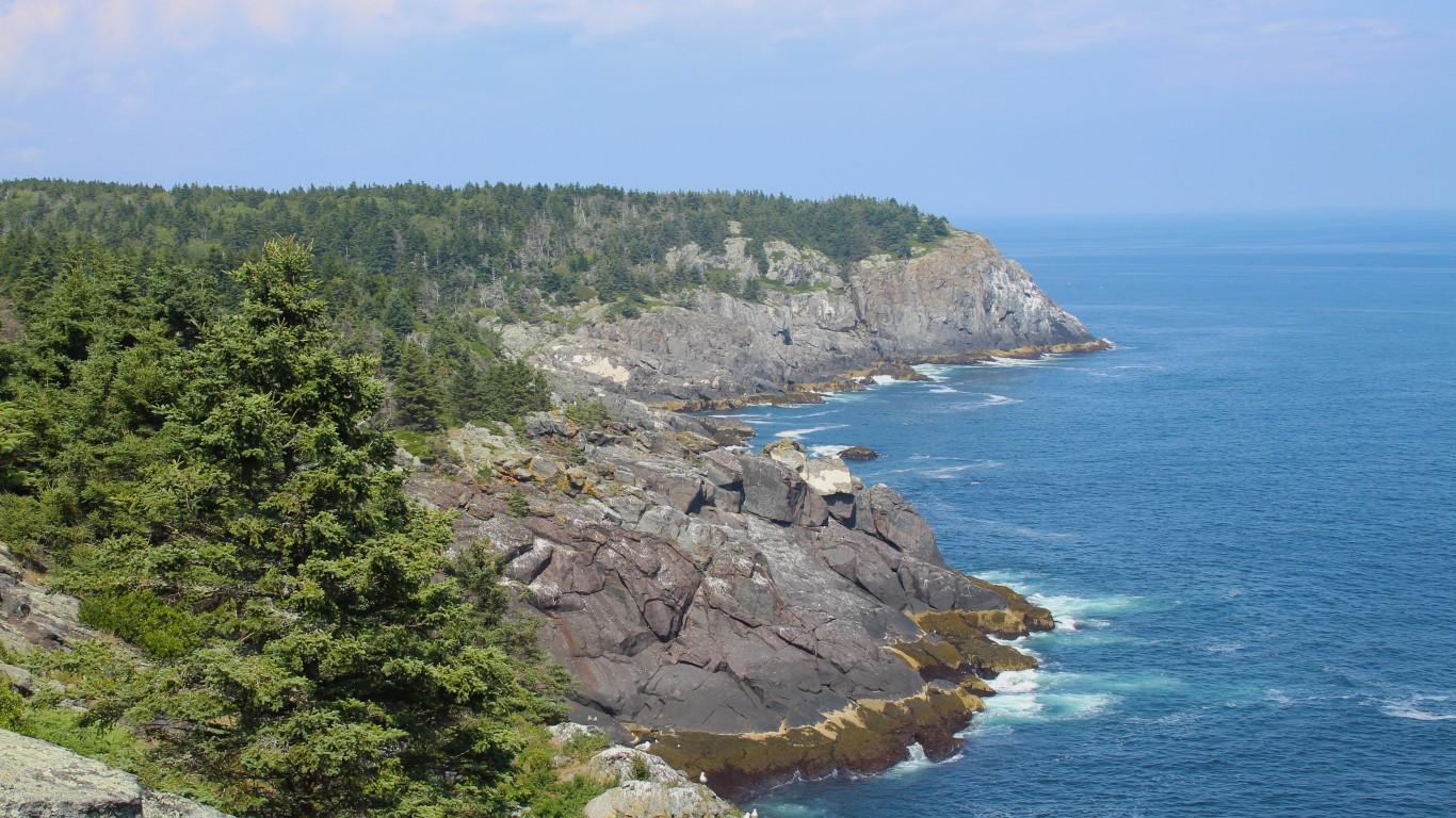 Monhegan Island, Maine by Navin75
