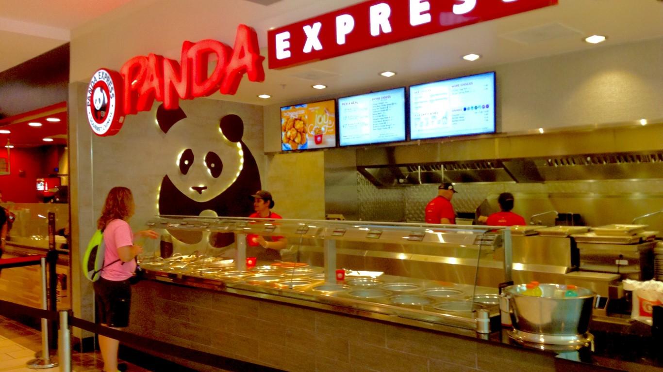 Panda Express by Mike Mozart