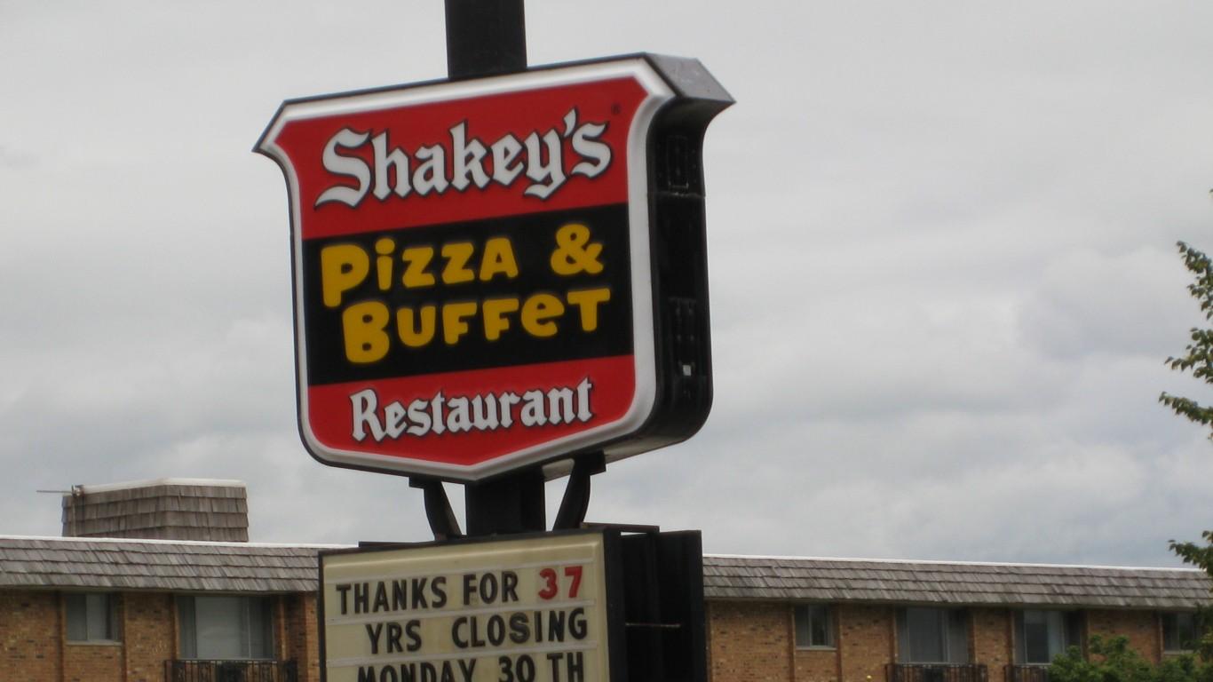 Shakey's of West Allis by Purple Slog
