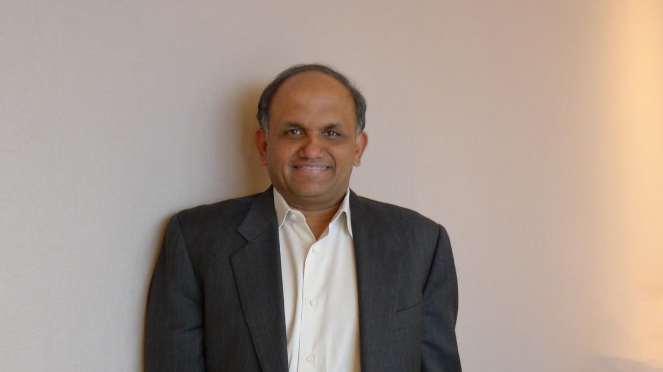 Shantanu Narayen, CEO Adobe Sy... by Thomas Cloer