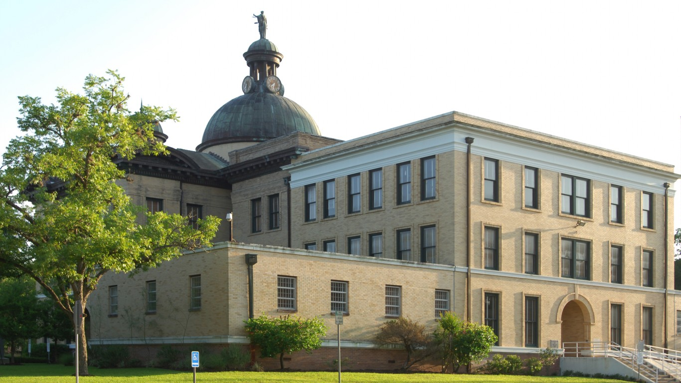 Fort Bend County Courthouse by Ed Uthman